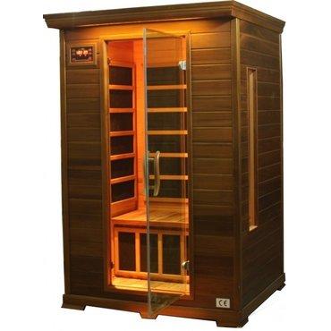 Infrasauny a sauny - Infrasauna WELLNESS CR2 + dárek