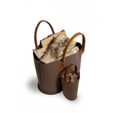 Dům a zahrada - Tass malá taška na dřevo