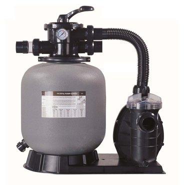 Bazény a příslušenství - Kompl. písková filtr. HANSCRAFT COMBO MASTER 350