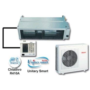 Klimatizace - Klimatizační zařízení pro napojení na VZT potrubí UnitarySmart