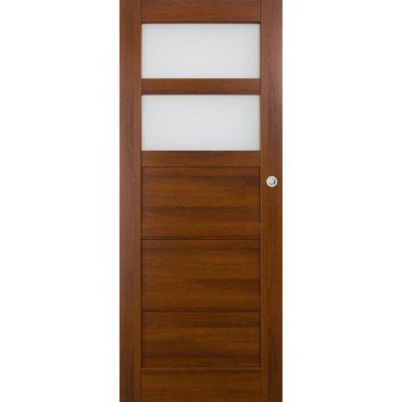 Dveře a zárubně - Posuvné dveře BRAGA č.3, FÓLIE