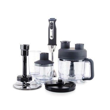 Domácí potřeby - Mixér G21 VitalStick Pro s Food procesorem, Black