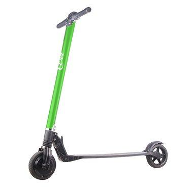 Koloběžky,  Hoverboardy - Elektrická Koloběžka Eljet Ultra Light zelená