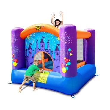 Pro děti, hry, hračky - Party hrad Happy Hop