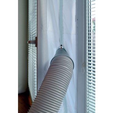 Klimatizace - Těsnění G21 Air-Block do oken, univerzální, vhodné k mobilním klimatizacím
