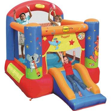 Pro děti, hry, hračky - Skákací atrakce, hrad - Divadélko