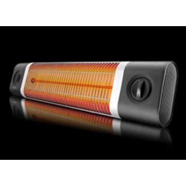 Infravytápění, infrazářiče - Karbonový infrazářič Veito Thermowell CH 2500 TW