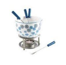 Čokoládové Fondue pro 4 osoby - modré Mastrad
