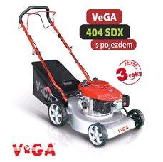 VeGA 404 SDX - s pojezdem