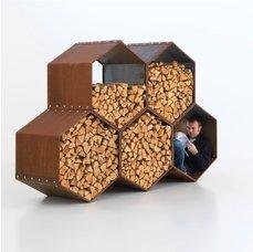 WoodBee dřevník