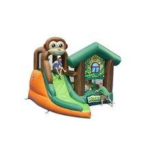 Skákací atrakce, hrad - Opičí domek