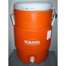 IGLOO TERMOBOX NA NÁPOJE ( chladící box - cooler ) s výpustným ventilem obsah 18,9 litrů