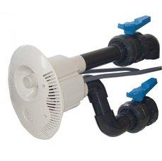Předmontážní sestava V-JET, tvarovky a potrubí d= 63 mm