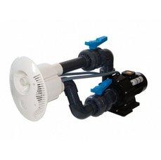 Protiproud V-JET 66 m3/h, 230 V, 2,2 kW, pro fóliové a předvyrobené baz. potrubí d= 63 mm