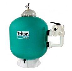 Vágner Pool Filtrační nádoba TRITON - TR 40,480 mm,9 m3/h,6-ti cest. boční ventil