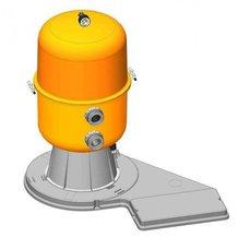 Filtr.nádoba BILBAO 400 s ventilem