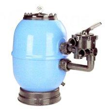Vágner Pool Filtrační nádoba Lisboa 450 mm, průtok 8 m3/h, boční ventil