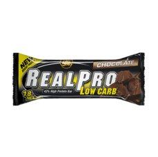 RealPro Low Carb Bar, 50g 1 tyčinka