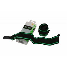 MADMAX Elastická bandáž na zápěstí black/green MFA298