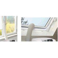 Těsnění Midea/Comfee Hot Air Stop do oken, univerzální, vhodné k mobilním klimatizacím