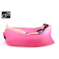 Lazy Bag Nafukovací vak G21 Pink