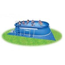 Bazén Tampa ovál 3,05x5,49x1,07 m komplet + KF
