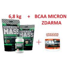 Superior 14 Superior Mass Professional 6810 g + BCAA MICRON ZDARMA