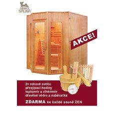 Finská sauna pro čtyři osoby Zen 4