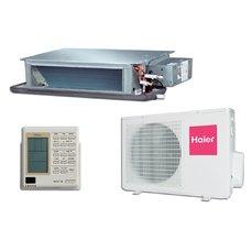 Klimatizační zařízení 3,5 kW do VZT potrubí s frekvenčním měničem