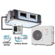 Kanálová klimatizační jednotka (do VZT)