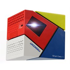 LED smart projektor P1 color