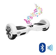 Bílá Kolonožka STANDARD Bluetooth