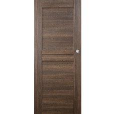 Posuvné dveře MADERA č.1, CPL