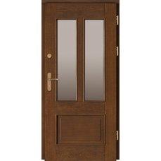 Vchodové dveře Doorsy CARDIFF prosklené