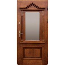 Vchodové dveře Doorsy BRISTOL prosklené