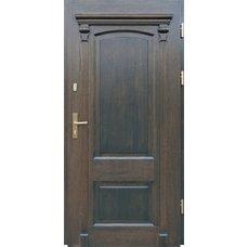 Vchodové dveře Doorsy LUTON plné