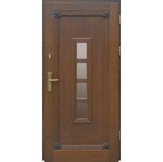 Vchodové dveře Doorsy DERBY prosklené