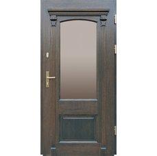 Vchodové dveře Doorsy LUTON prosklené