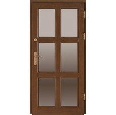 Vchodové dveře Doorsy LINCOLN prosklené, model 2