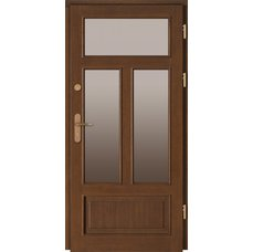 Vchodové dveře Doorsy PRESTON prosklené, model 2
