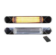 Karbonový infrazářič THERMOWELL IQtherm IQ-STAR 2000 W black