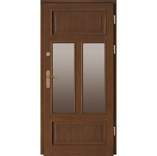 Vchodové dveře Doorsy PRESTON prosklené, model 1