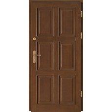 Vchodové dveře Doorsy LINCOLN plné