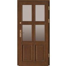 Vchodové dveře Doorsy LINCOLN prosklené, model 1