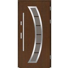 Vchodové dveře Doorsy SEGA prosklené