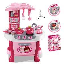 G21 Malá kuchařka s příslušenstvím růžová 008-801