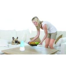 Aroma osvěžovač vzduchu  VALENCIA s LED osvětlením