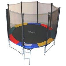 Trampolína Belatrix 305 cm + ochranná síť a schůdky