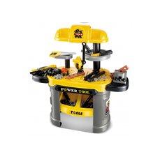 G21 Dětské nářadí pracovní stůl žlutý