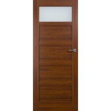 Interiérové dveře BRAGA kombinované bezfalcové, model 2